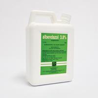 Albendazol 3.8%